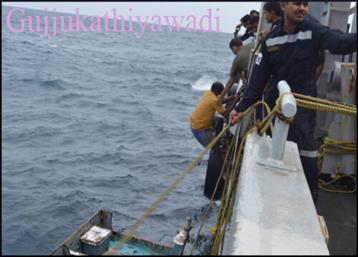વાવાઝોડાથી જહાજ ડૂબ્યું:મુંબઇથી 175 કિલોમીટર દૂર હીરા ઓઇલ ફીલ્ડ નજીક ભારતીય જહાજ ડૂબ્યું; 170 લોકો ગુમ થયા, 146ને બચાવી લેવાયા