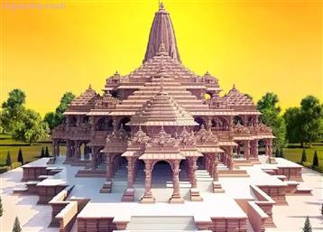 શ્રી રામ જન્મભૂમિ ટ્રસ્ટની જમીન ખરીદવામાં કૌભાંડનો આરોપ, 2 કરોડની જમીનનો 18 કરોડનો એગ્રીમેન્ટ