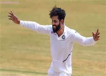 ટેસ્ટ ક્રિકેટમાં રવિન્દ્ર જાડેજાની નવી સિદ્ધી, આ રેકોર્ડ બનાવનાર ભારતનો પાંચમો ખેલાડી