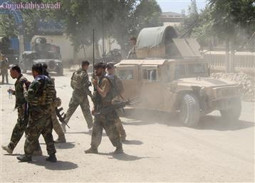 Afghanistan latest update: અફઘાનિસ્તાનમાં તાલિબાન સામે શરૂ થઇ કાર્યવાહી, વિદ્રોહીઓએ જીતી લીધા 3 જિલ્લા
