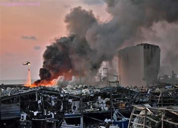 लेबनान धमाके में इस्तेमाल हुआ था 2750 टन सोडियम नाइट्रेट, खुद पीएम ने की पुष्टि