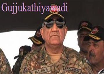 पाकिस्तानी सेना प्रमुख जनरल कमर जावेद बाजवा ने अलापा शांति का राग, 'भारत संग निकले जम्मू-कश्मीर की त्रासदी का समाधान '